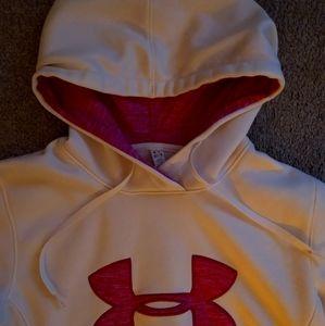 Women's Under Armor Storm hoodie Sz. M